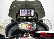 Mobile Support for Triumph Tiger Sport 1050