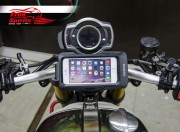 Mobile Support for Triumph Scrambler 1200