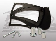 Buell XB Pulley Cover (2006-2007) (Black)