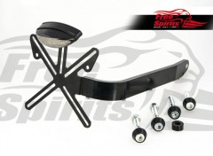 License plate bracket for Harley Davidson Sportster
