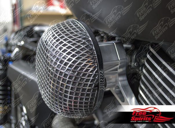 High Flow Air Filter For  Harley Davidson
