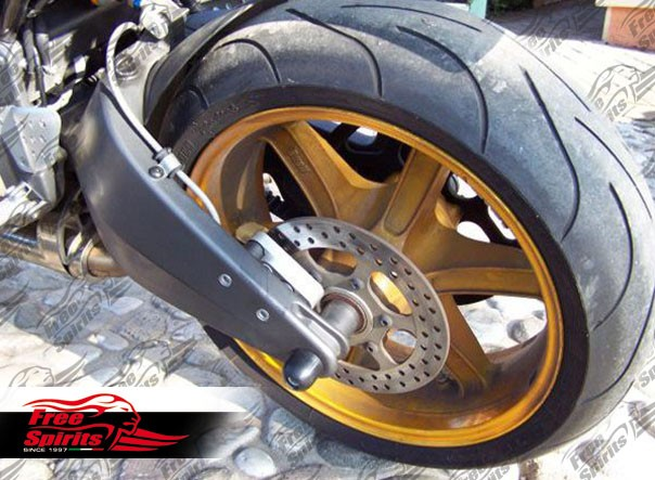 Brembo Brake Pads >> Brembo brake kit 2 pot rear for Buell XB