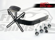 Supports immatriculation pour Harley Davidson XR1200