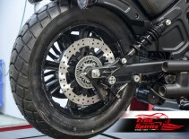 Disco de freno trasero 298 mm para Indian Scout