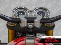 Riser incrementado (28,5 mm) para Triumph Thruxton R - KIT