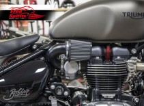 Kit filtro de aire Bolt-on de Alto Flujo para Triumph Bonneville T120, Thruxton 1200, Speed Twin, Bobber y Speedmaster 1200