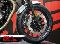 Discos de freno delanteros (OEM alternativo) para Triumph Thruxton R, Speed Twin, Tiger 800, Tiger 1200 y Tiger Explorer