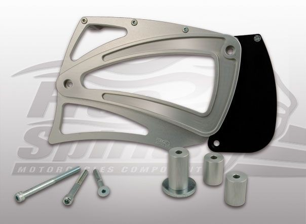 207516 free spirits buell xb pulley cover (2006-2007)