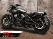 Tapones amortiguador Indian Scout