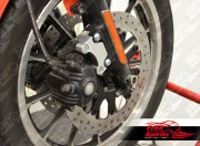 Kit discos de freno 320 mm para Harley Davidson Sportster disco doble
