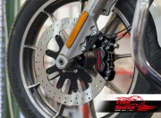 Harley Davidson Softail single disc 2015 up - Bolt-in kit with 4p. caliper & rotor 320 mm - KIT