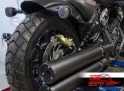 Kit freno Brembo 4 Pistones trasero para Indian Scout
