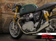 Semimanillares diam. 52/54 mm para Triumph Thruxton R y Speed Triple 1050