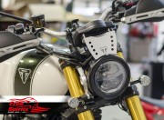 Dash board shield para Triumph Scrambler 1200